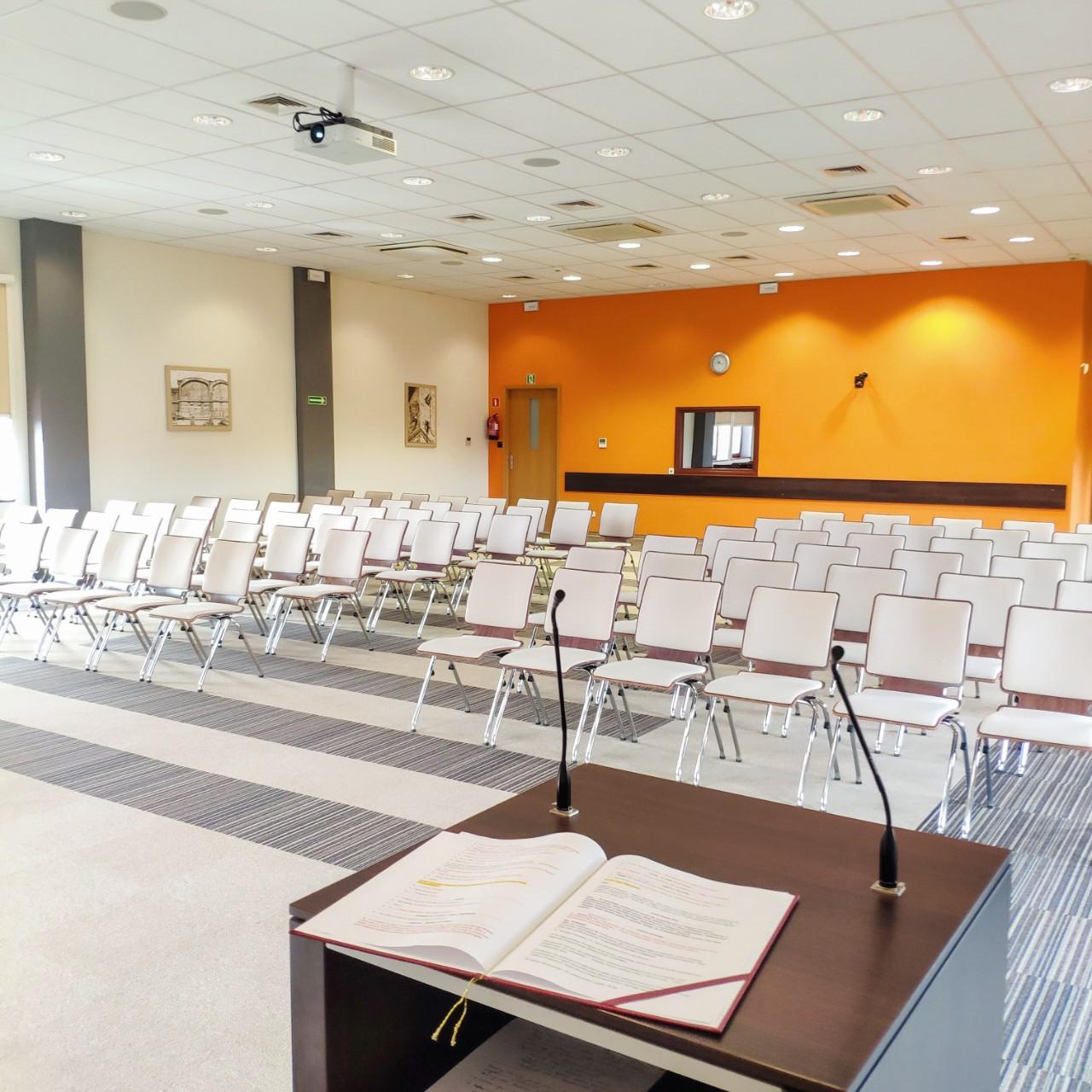 sala konferencyjna centrum konferencyjne ck wpp