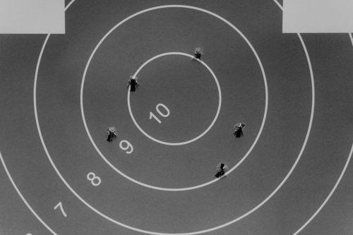 mistrzostwa strzeleckie tarcza